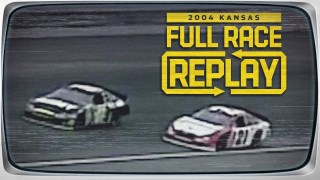 2004 Banquet 400 presented by Conagra Foods from Kansas Speedway | NASCAR Classic Full Race Replay