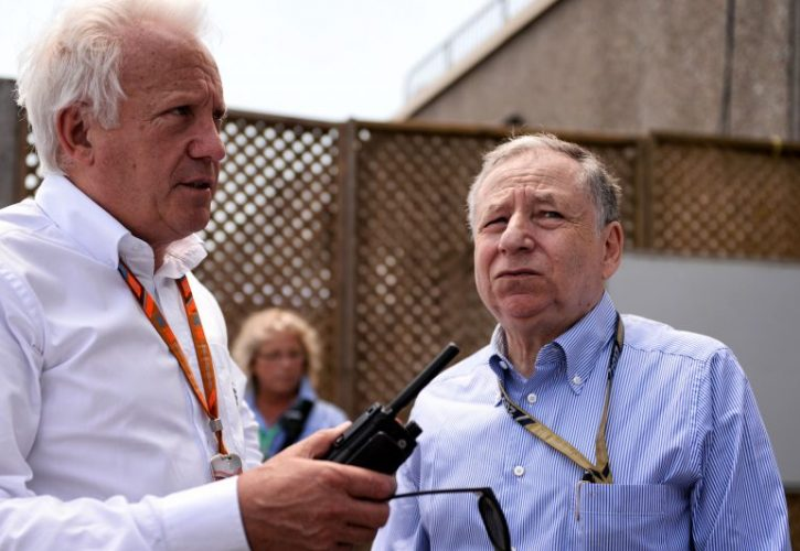 Formula1,Charlie Whiting è morto: era lo storico direttore di gara dei GP