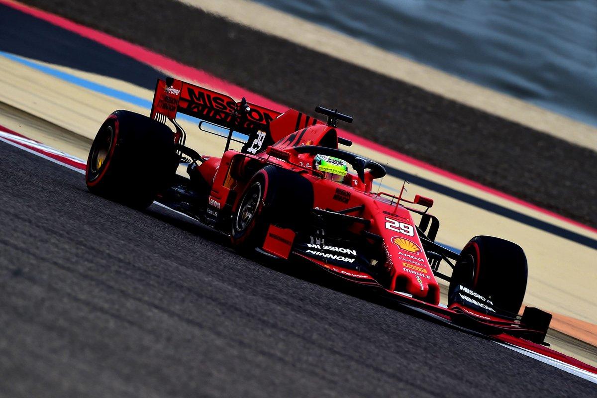 Mick Schumacher potrebbe salire di nuovo sulla Ferrari molto presto