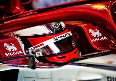 Kimi raikkonen fiducioso per il gp di francia di formula 1