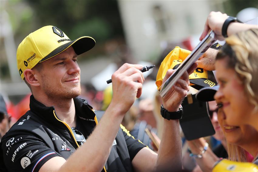 F1 Sessione autografi del giovedi abolita