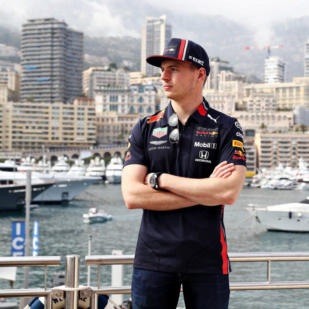 Diretta Prove Libere Monaco Verstappen