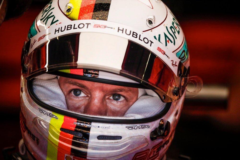 F1 Notizie Sebastian Vettel - GP Austria