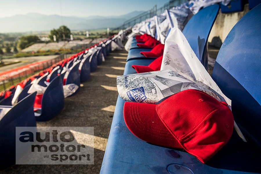 F1 oggi - Diretta GP Austria - Cappelli Rossi Lauda 1