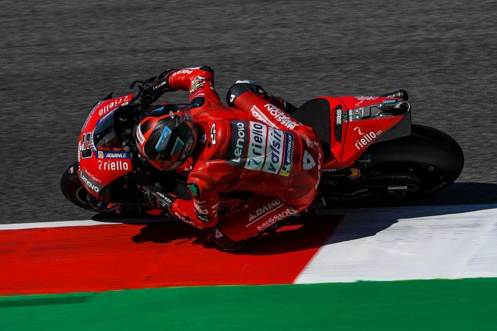 Petrucci muove la classifica della MotoGP al termine del GP d'Italia
