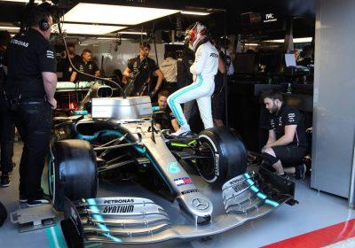 F1 Notizie Hamilton Mercedes problema GP Canada