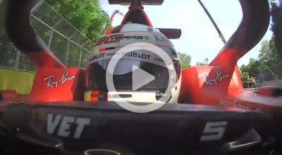 f1 notizie vettel - un nuovo video a vantaggio di Sebastian e della Ferrari