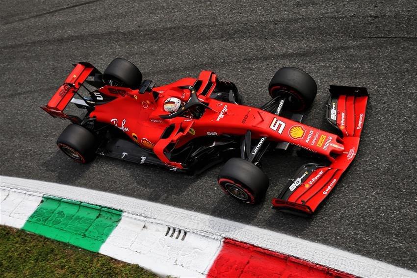Analisi e Risultati Prove Libere 3 FP3, La Ferrari di Vettel davanti a tutti