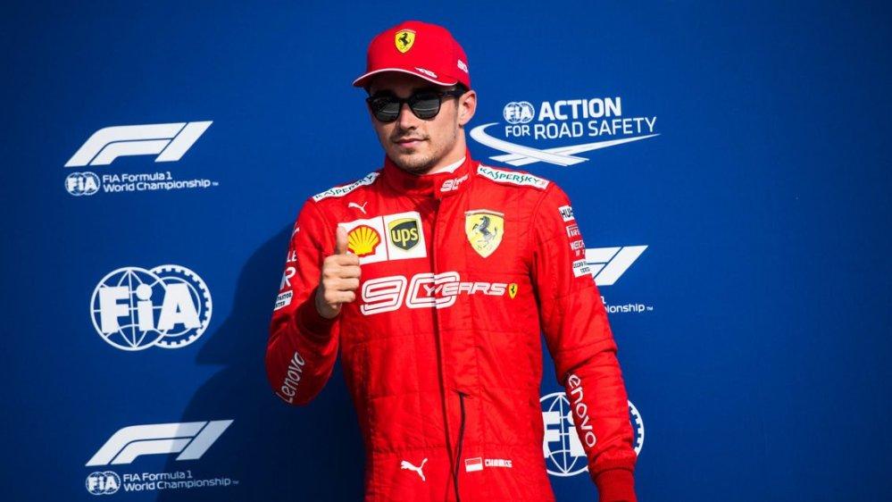 F1 GP Italia Monza - Classifica piloti e costruttori aggiornata