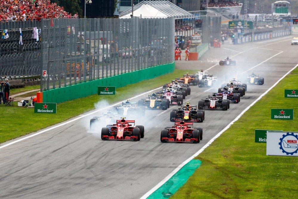 F1 - GP Italia, Monza - Programmazione completa di Sky Sport