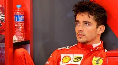 F1 GP Russia Sochi - Leclerc Ottimista Passo Gara