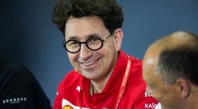 F1 GP Russia Sochi - Mattia Binotto intervista dopo le qualifiche 2
