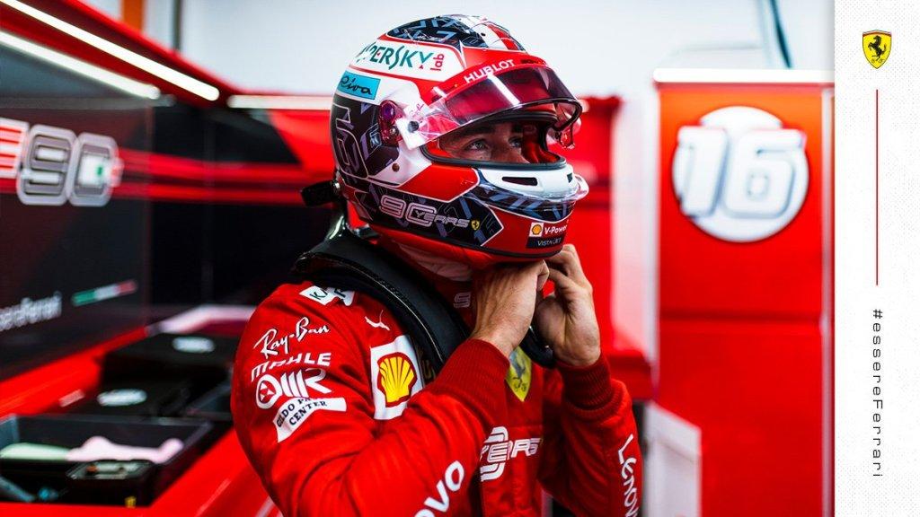 Leclerc pronto al Q1