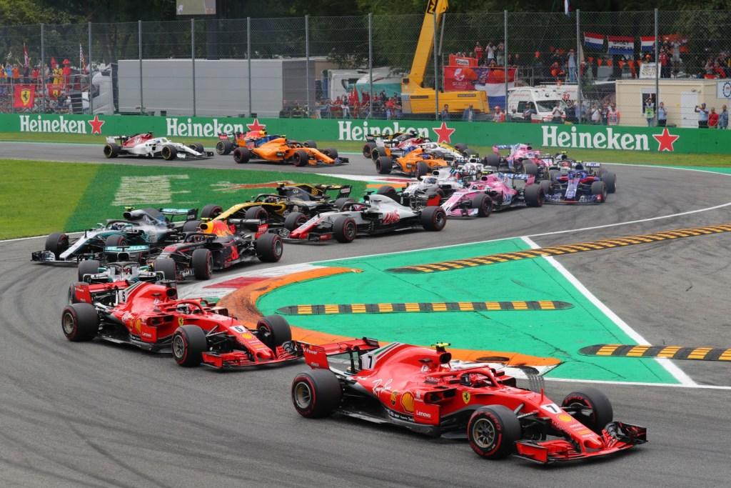 F1 Monza 2019 - Orari TV Gara Prove Libere e Qualifiche - 1