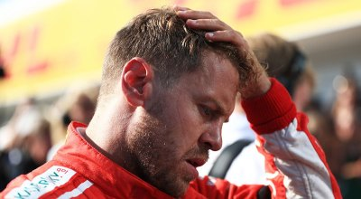 F1 Notizie Vettel - Non sono contento di me stesso