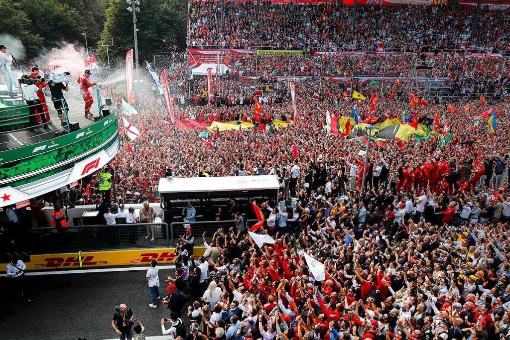 Le Pagelle del GP d'Italia 2019 Monza