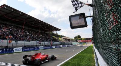 f1 vittoria leclerc sintesi risultati gara gp belgio spa 2019