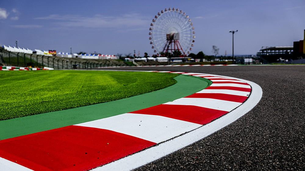 F1 Gp Giappone 2019 sconvolto dal tifone Haginis. Cambia il programma