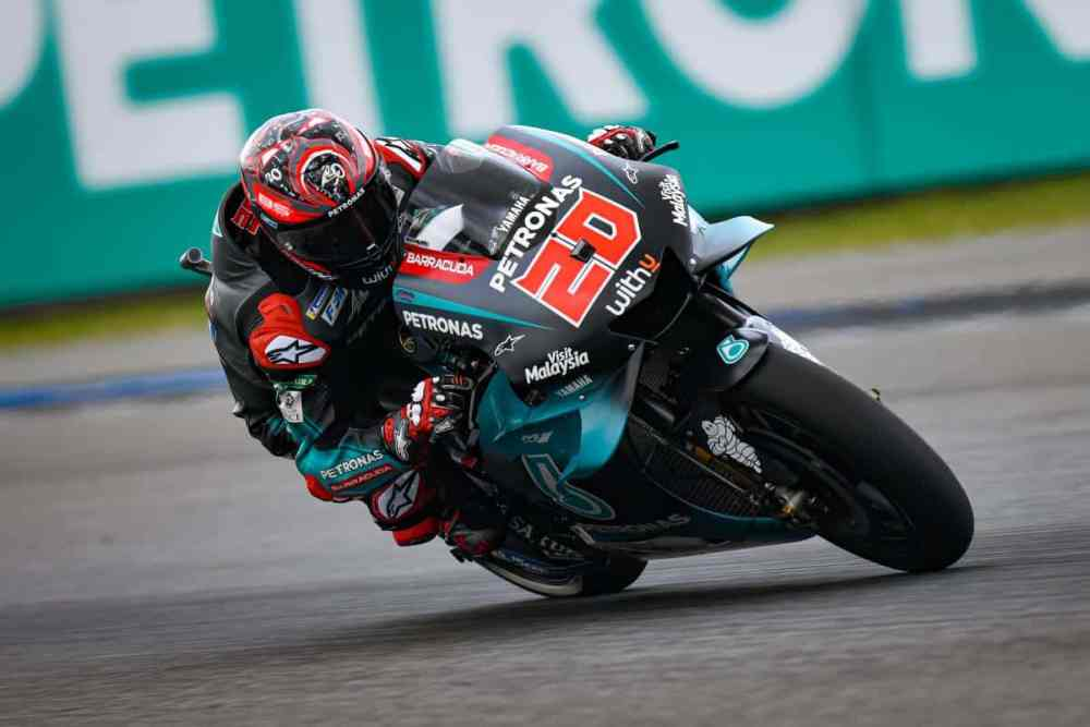 MotoGP Buriram Thailandia, diretta gara