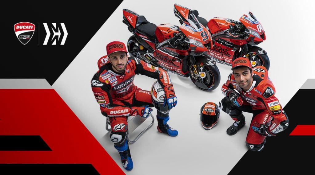 nuova ducati motogp 2020 desmosedici presentazione foto e scheda