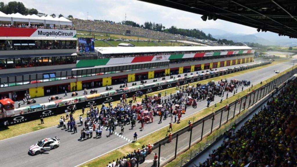 Moto GP - Domenica riparte il Mugello! Programmazione e Orari
