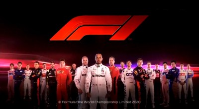 f1 2020 sigla intro tv video