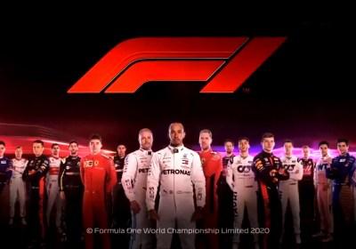 f1 2020 sigla intro tv video