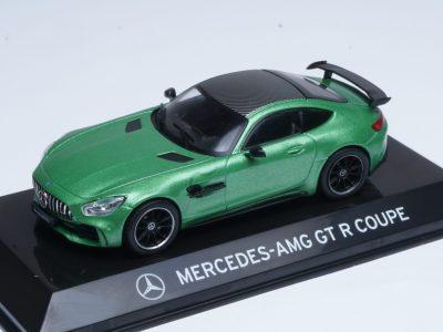 modellino mercedes GT-R amg