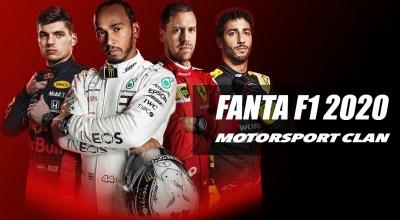 fanta f1 fantasy 2020 campionato