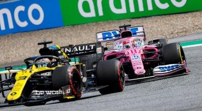 racing point condananta penalità spiegazione comunicato