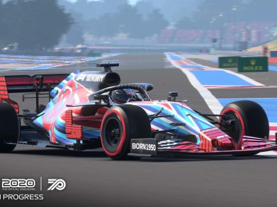 f1 2020 gare online ps4 pc