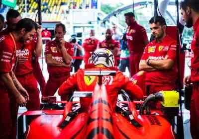 Il congelamento dei motori uccide la competitività e il DNA della F1