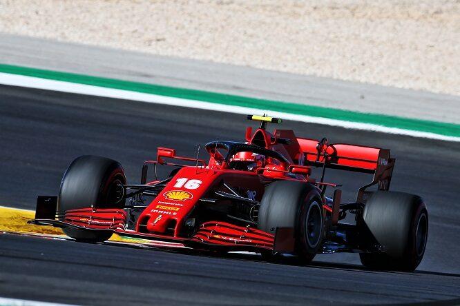 VIDEO GP Imola, Leclerc gran sorpasso