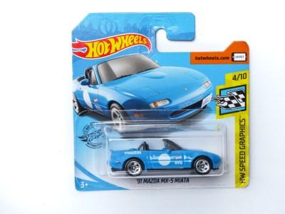 hot wheels mazda mx5 blu