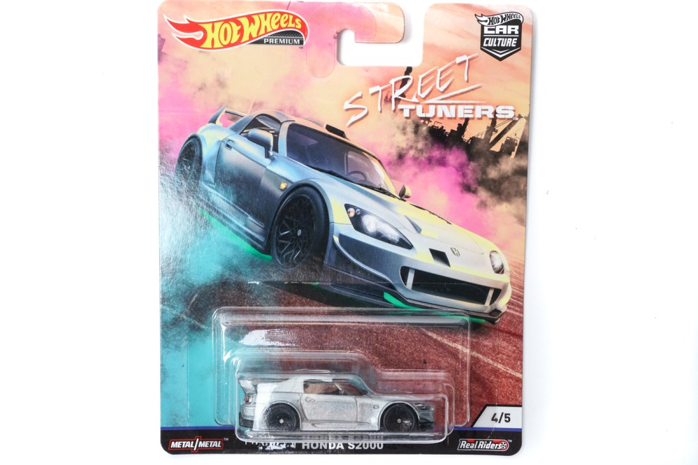 honda s2000 hot wheels