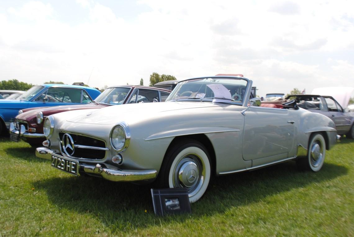 Battlesbridge Classic Car Show and Autojumble – Motorsport For ...