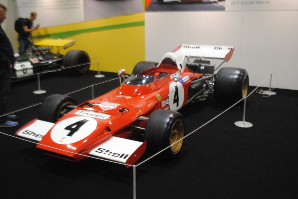 London Classic Car Show 2017: Classic Grand Prix Cars
