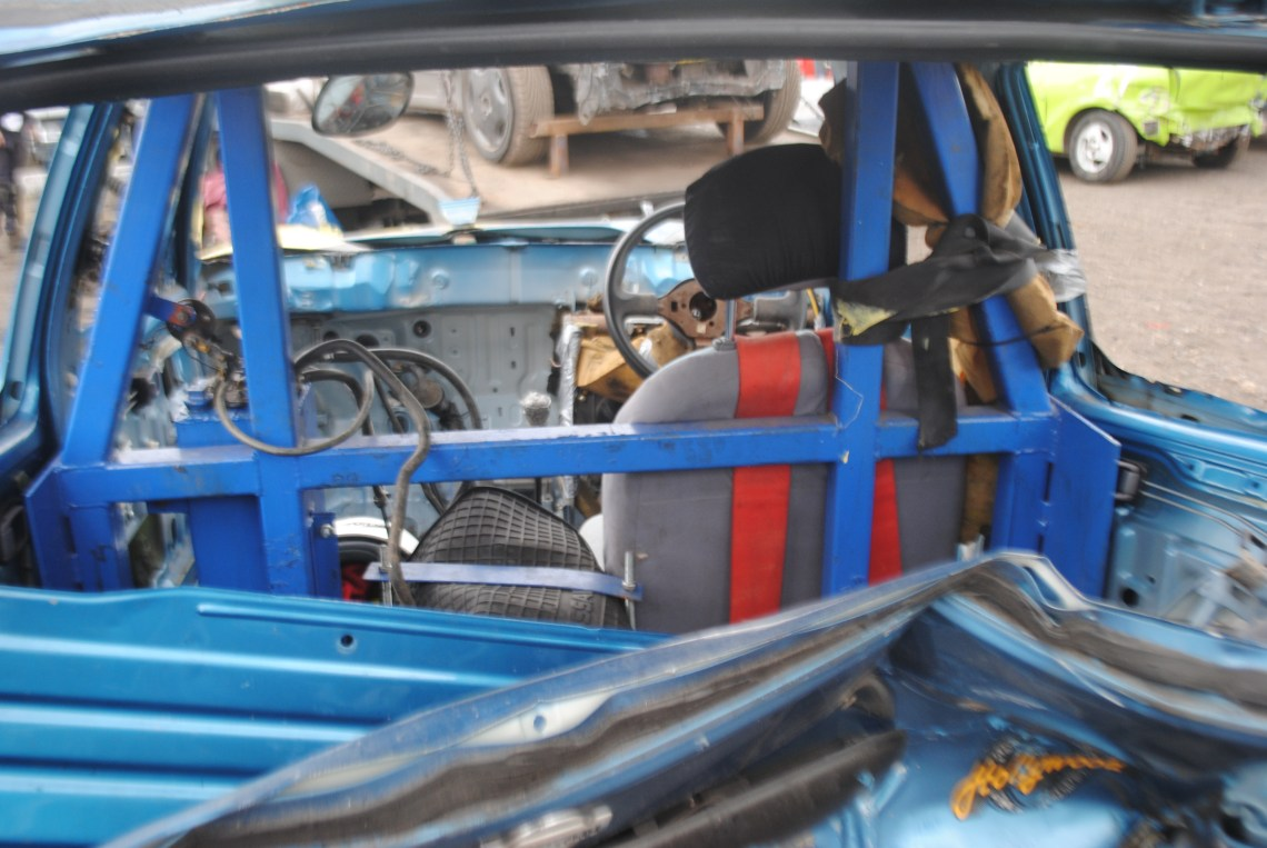 K11 Micra cage