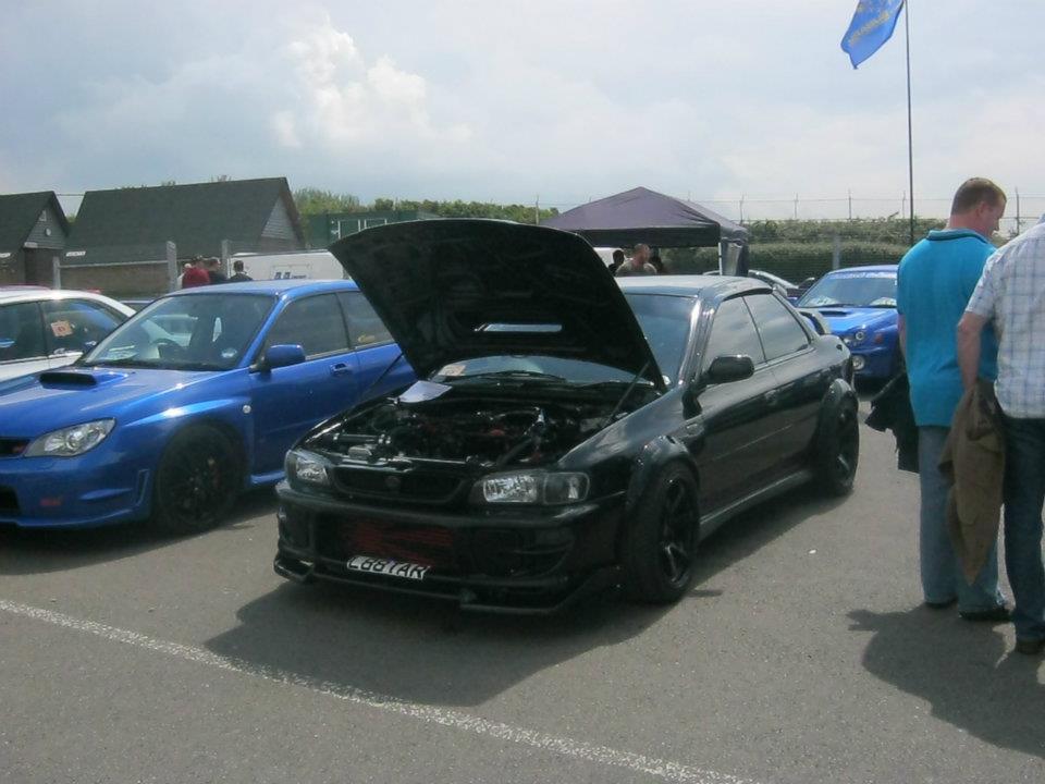 Black Impreza