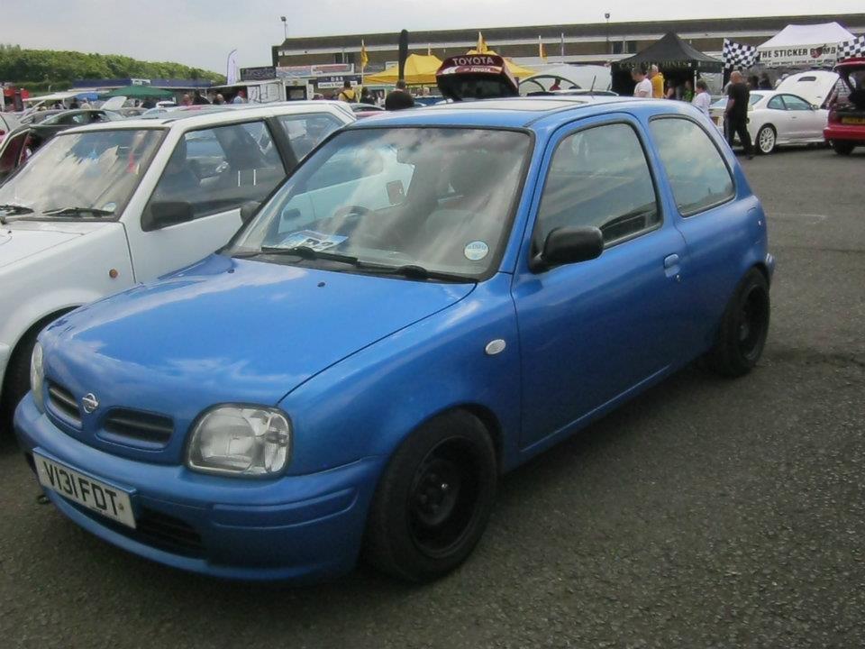 blue Micra