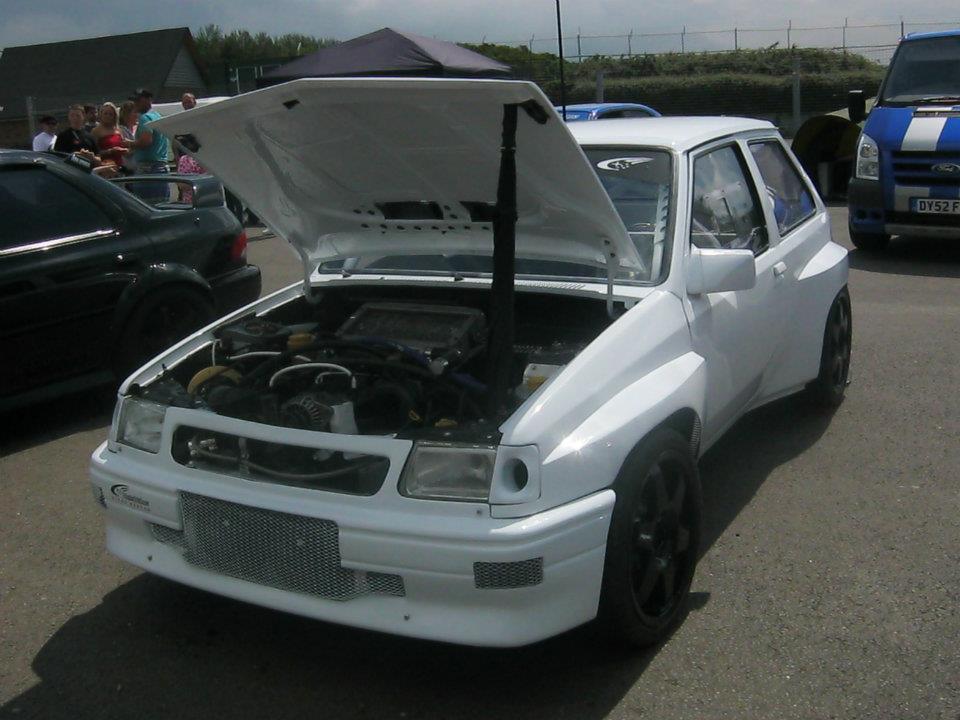 Nova Impreza engine