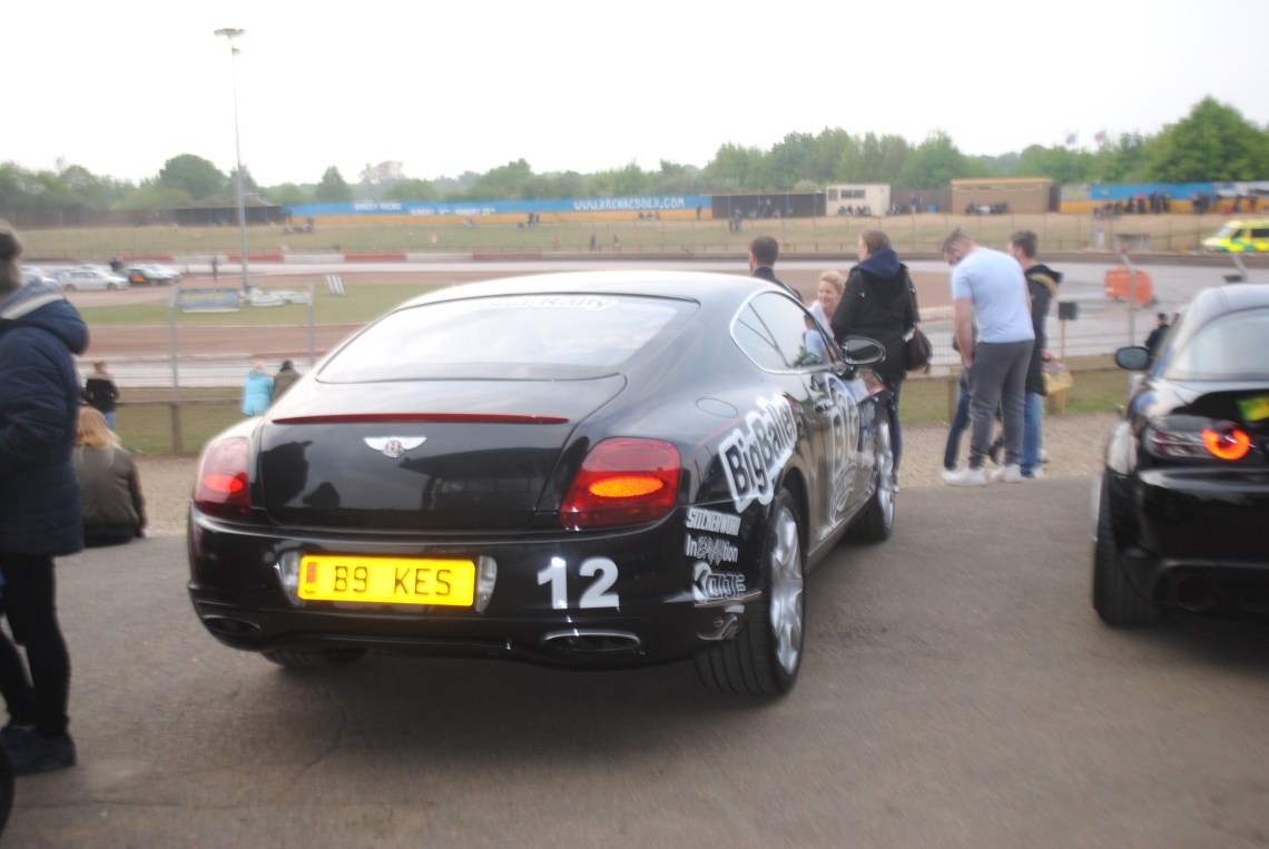 Big Baller Rally Bentley