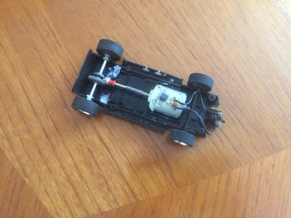 C3 chassis