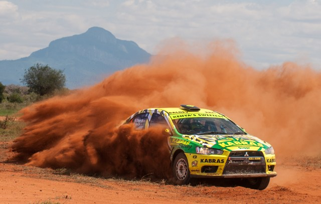 Safari Rally World's Toughest Rally - Photo Credit, Simon Mulumba/cmoncy