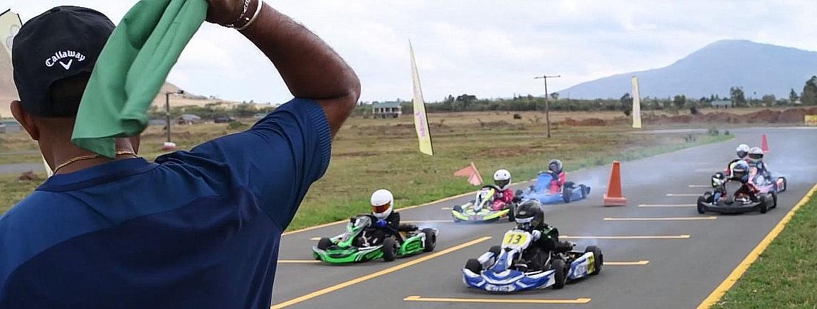 KENYA NATIONAL KARTING CHAMPIONSHIP ROUND 7&82019