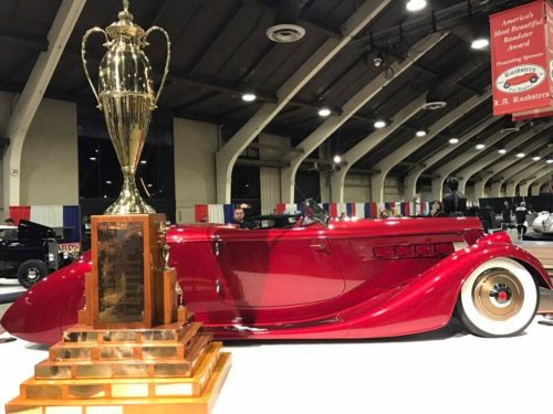 O'Reilly Auto Parts Grand National Roadster Show