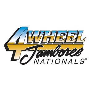 Larage 4-Wheel Jamboree Logo