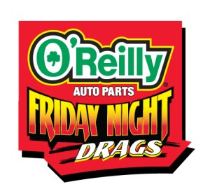 Atlanta Motor Speedway Friday Night Drags event logo