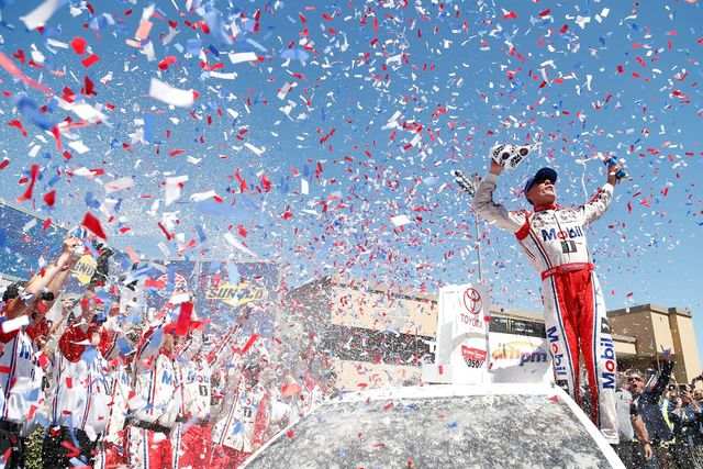 "California ""Kid"" takes home a victory at Sonoma Raceway"