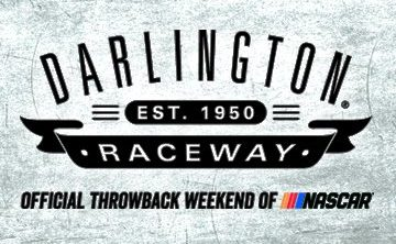 Throwback racing heads to Darlington Raceway Labor Day Weekend!